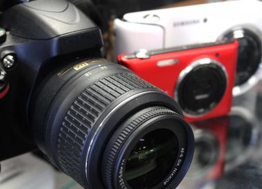 Digital Cameras & Lenses