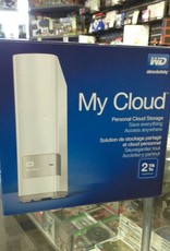 WD MyCloud 2TB Personal Cloud Storage & External Hard Drive