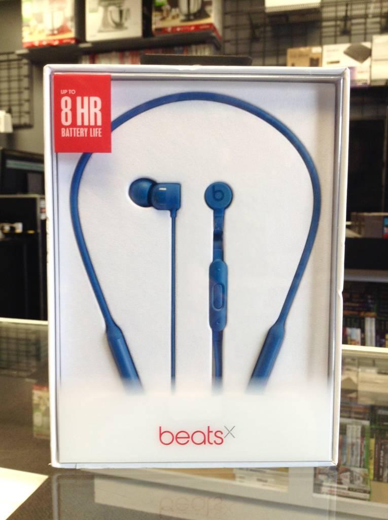 Beats by Dre - Beats X - Bluetooth Headphones/ Earbuds - Brand New
