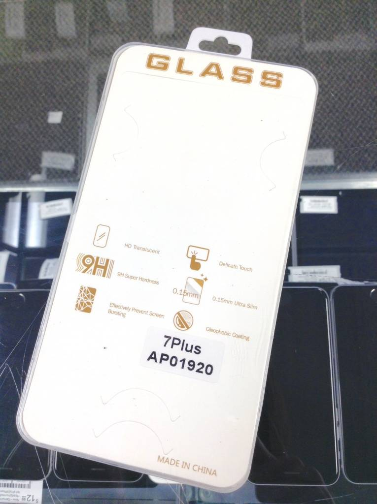 Brand New iPhone 7/8 Plus Tempered Glass Kit