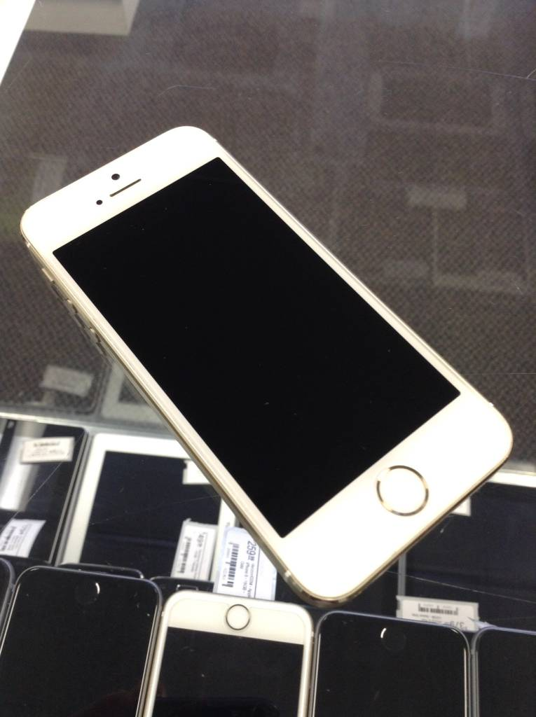 AT&T/Cricket - iPhone 5S - 16GB - White/Gold