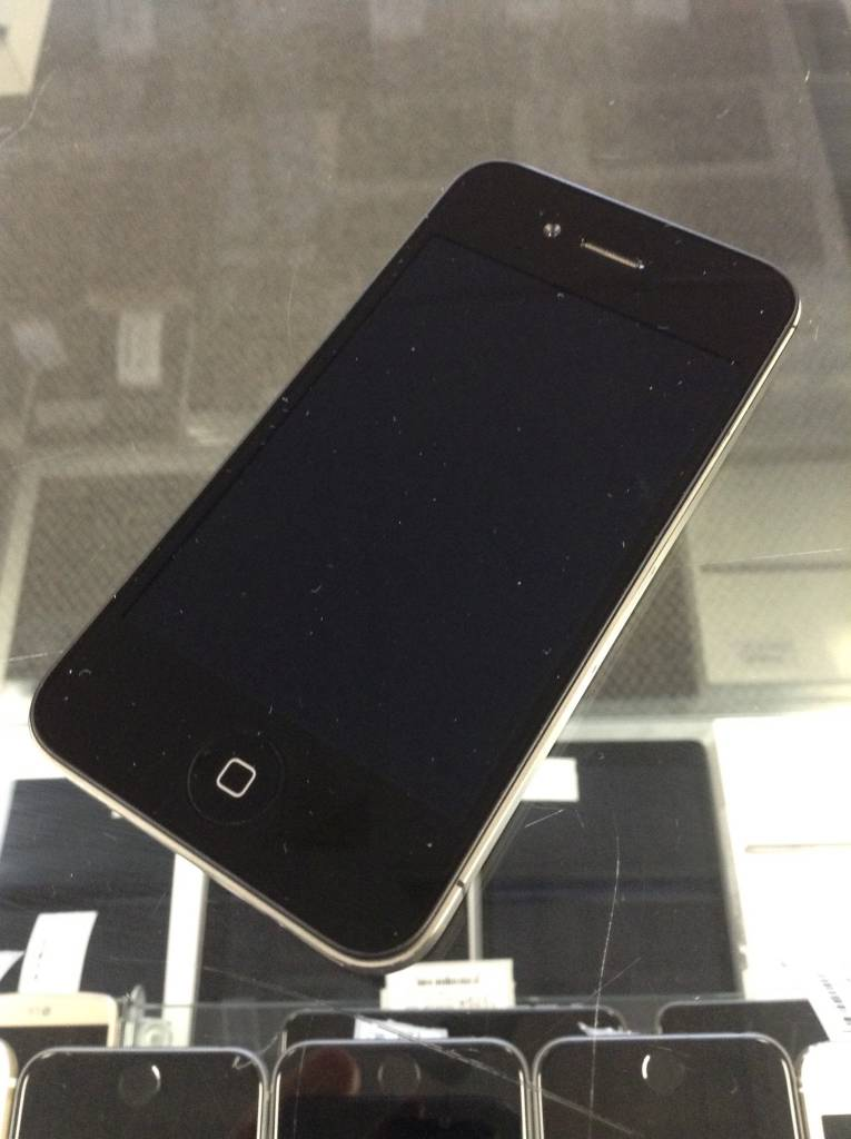 Verizon (UNSUPPORTED)  - iPhone 4S - 8GB - Space Gray