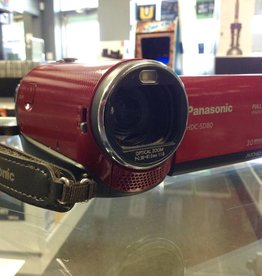 Panasonic HDC-SD80 HD Camcorder - 1080p