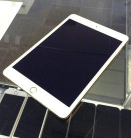 4G - Apple iPad Mini 3 - 64GB - White/Gold - WIFI