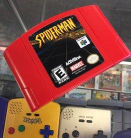 SpiderMan - (Nintendo 64 N64, 1995)