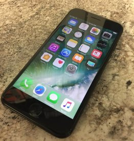 Unlocked - iPhone 7 - 128GB - Jet Black - Fair