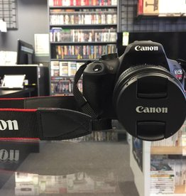 Canon EOS Rebel T5 SLR Camera w/ EF-S 18-55mm IS Lens