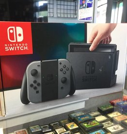 Nintendo Switch Console - 32GB - Grey Joy-Con