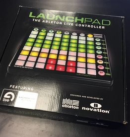 Novation Launchpad DJ Controller