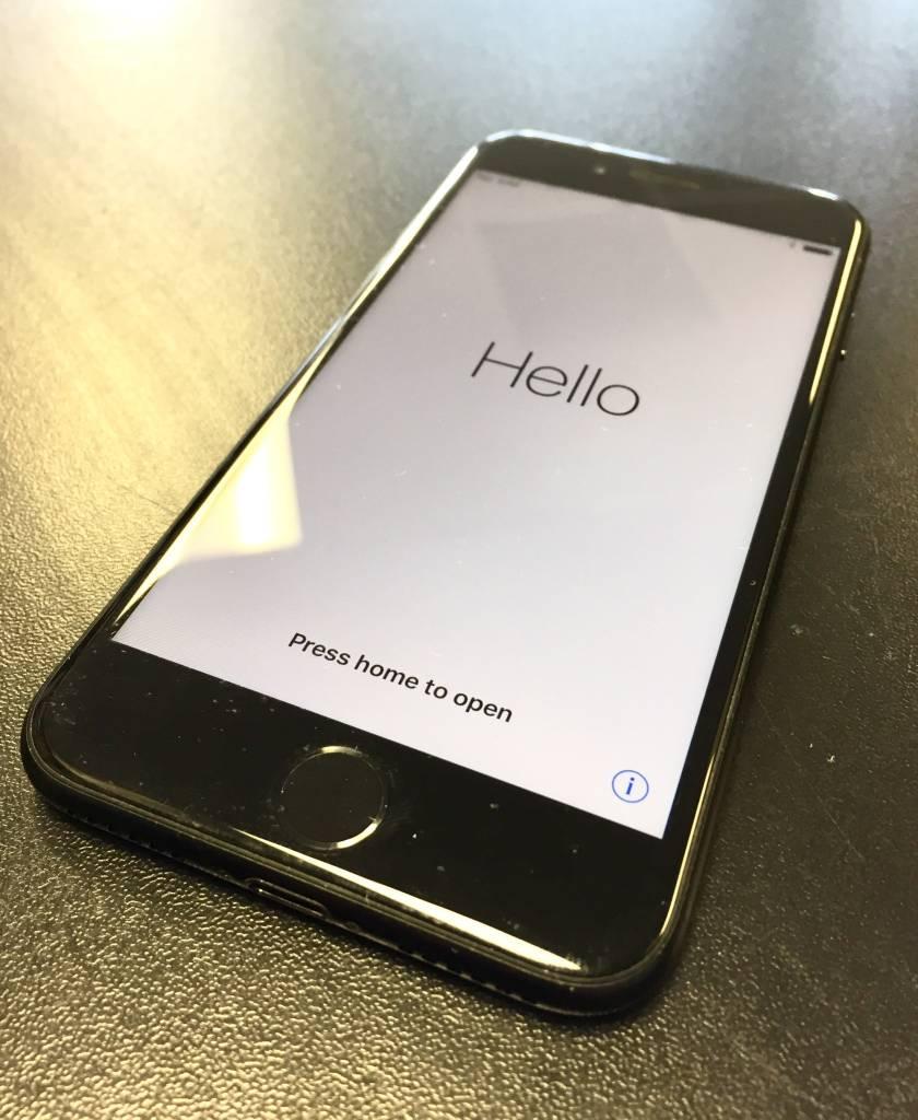 T-Mobile/MetroPCS - iPhone 7 - 32GB - Matte Black - Fair
