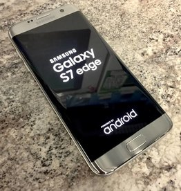 Verizon Only - Samsung Galaxy S7 Edge - 32GB - Silver