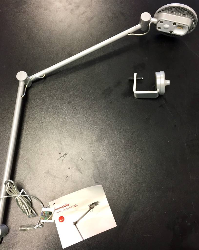 HermanMiller Tone Personal Desk Light