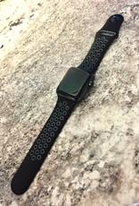 Apple Watch Series 2 - 38mm - Nike + Black  Band - Fair