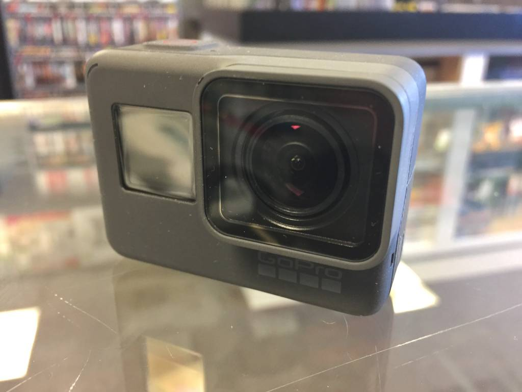 GoPro Hero 5 Black 4k Camcorder Waterproof Action Camera