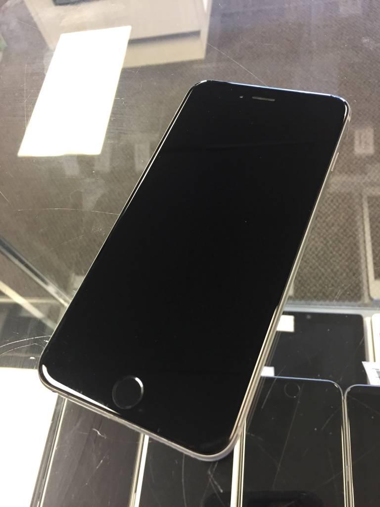 Unlocked - iPhone 6 Plus - 64GB - Space Gray - Fair