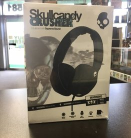Skullcandy Crusher Over-Ear Wired Headphones - Brand New