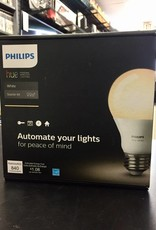 Phillips White Hue Smart Automated Home Lighting A19 Starter Kit