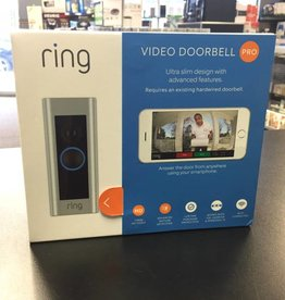 Ring Video Doorbell Pro - Smart Doorbell Camera - New