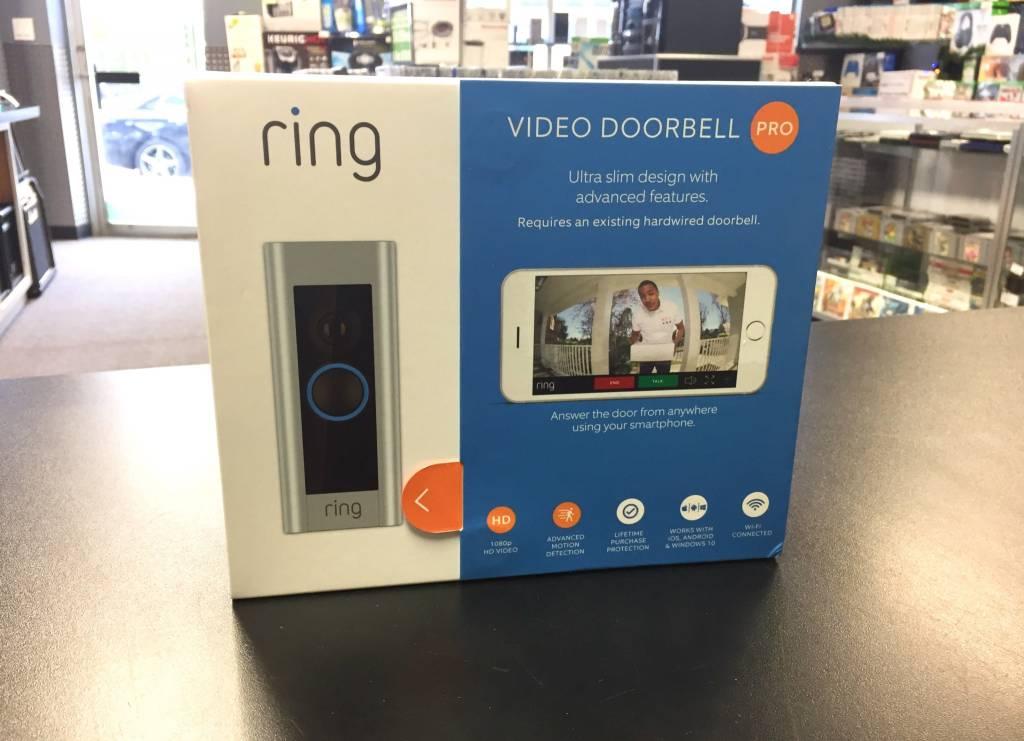 Ring Video Doorbell Pro - Smart Doorbell Camera - New