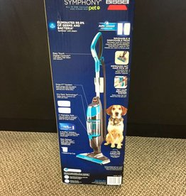 Mint in BoxBissell Symphony Pet All‑in‑One Vacuum and Steam Mop - 1543