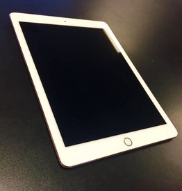 "Verizon - Apple iPad Pro 9.7"" - 32GB - Rose Gold - Fair"