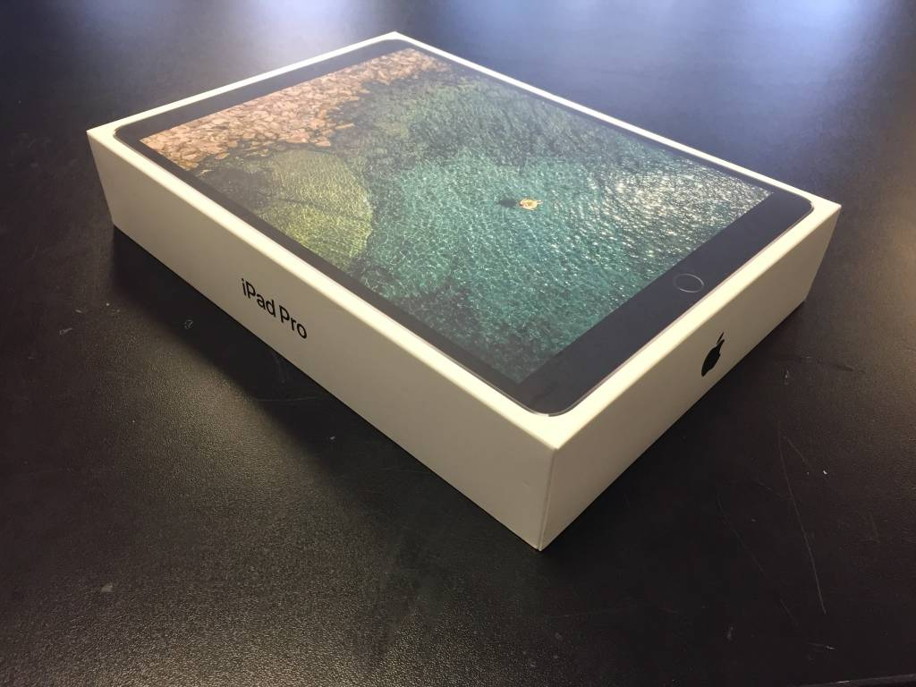 "Wifi Only - iPad Pro 2nd Generation 10.5"" - 256GB - Space Grey"