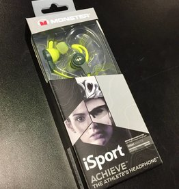Monster iSport Achieve In‑Ear Earphones