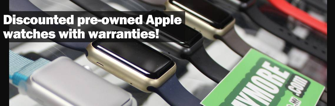 We Sell Apple Watches