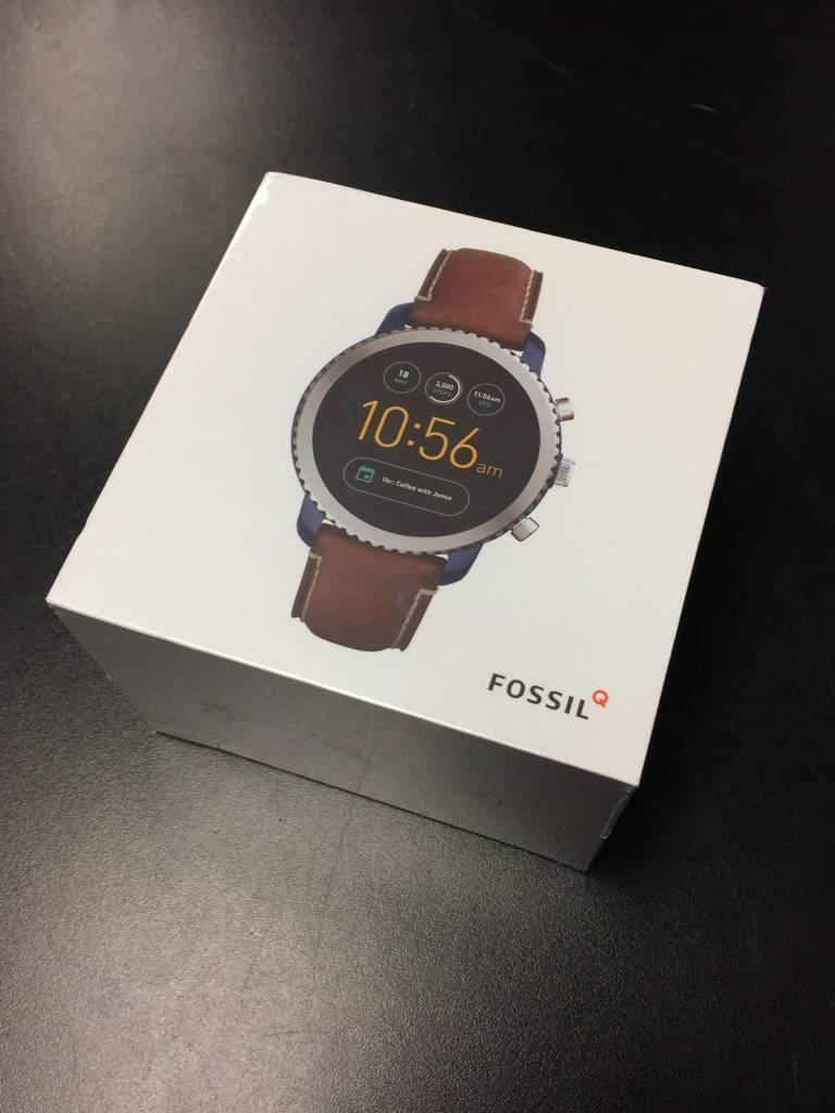 Fossil Q Explorist - Gen 3 Smart Watch - New