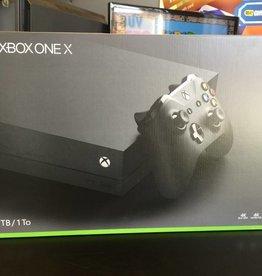 Brand New - Microsoft Xbox One X - 1TB - Black Console
