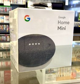 New - Google Home Mini - Black