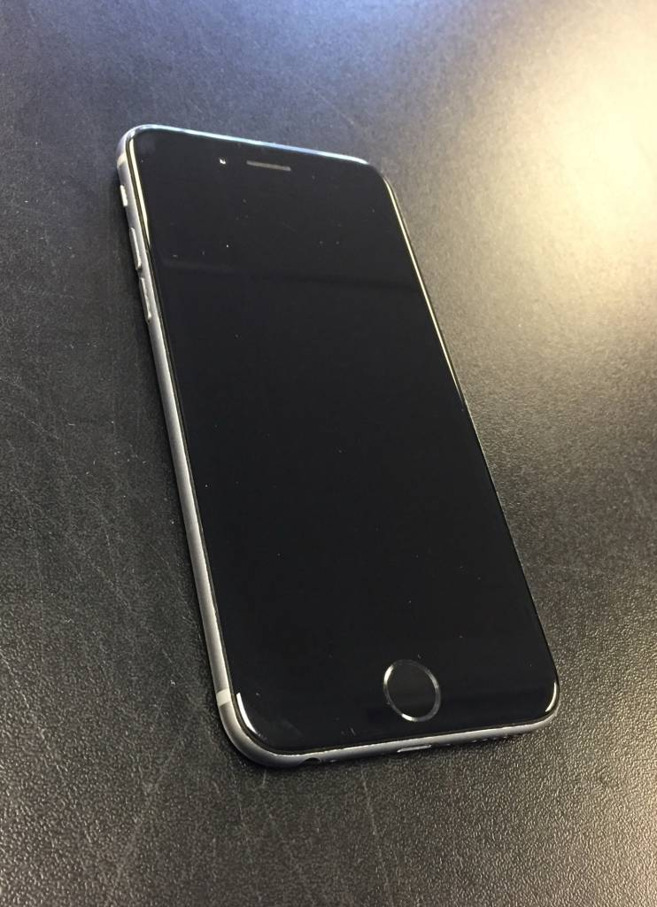 T-Mobile/MetroPCS - iPhone 6 - 16GB - Space Gray - Fair