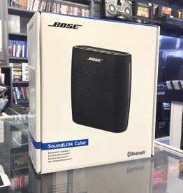 New in Box - Bose Soundlink Color Bluetooth Speaker - Black