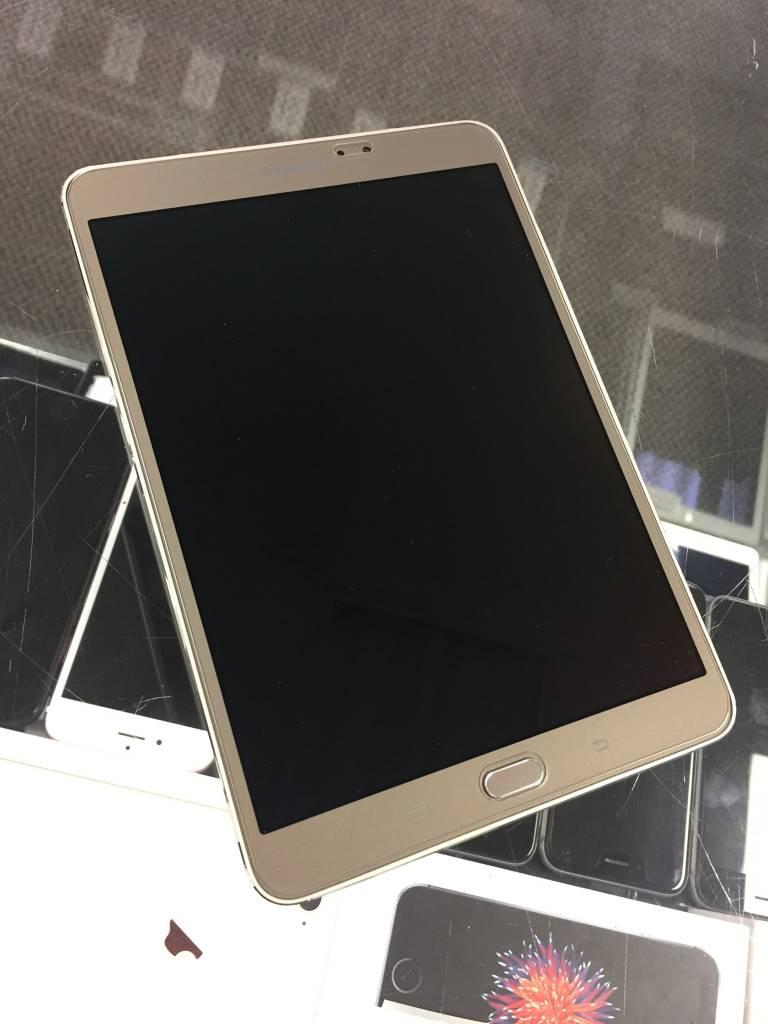 "Samsung Galaxy Tab S2 - 32GB - 8""- Maroon/Tan"