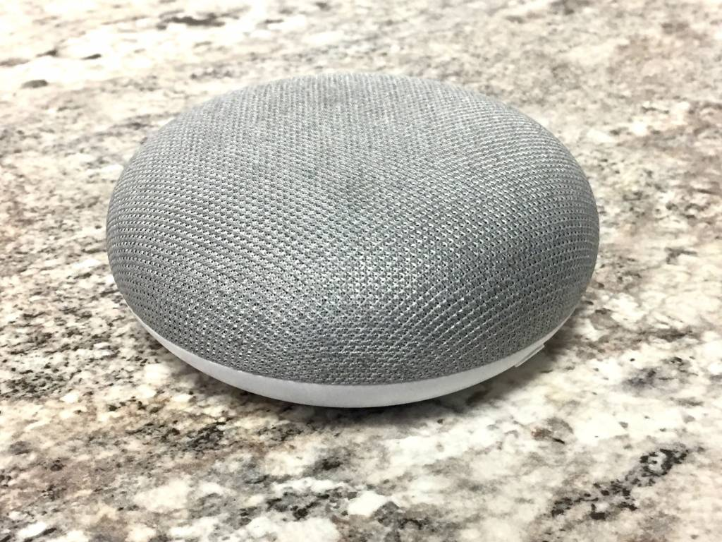Google Home Mini - Used - White