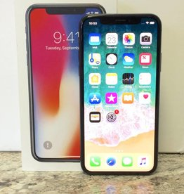 New in Box - Unlocked - iPhone X - 64GB - White