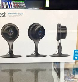 NEST Nest Network 3 Pack Security Camera Set ‑ 3 MP ‑ 1080p - NC1104US