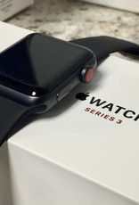 4G/GPS - Apple Watch Series 3 - 42mm - Black -