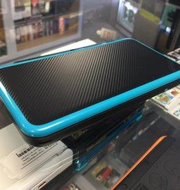 Nintendo 2DS XL Console - Black & Blue