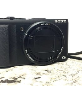 Sony Cyber‑Shot DSC‑HX50V 20.4MP Digital Point & Shoot Camera