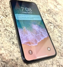 GSM Unlocked - iPhone X - 64GB - Space Grey