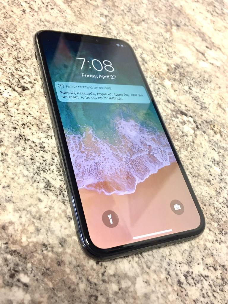 GSM Unlocked - iPhone X - 64GB - Space Grey