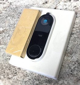 Nest Hello - Smart Door Bell Camera - New Open Box