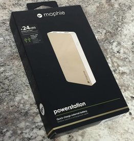 Mophie Powerstation - Gold - New