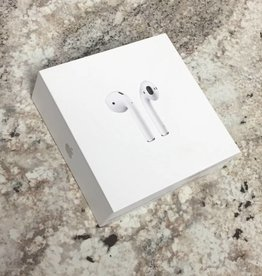 Apple Airpods - Used In Box
