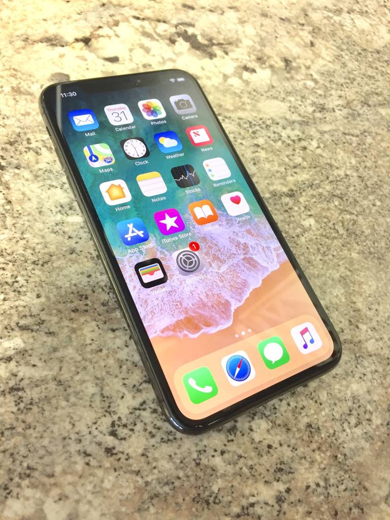 T-Mobile Only - iPhone X - 64GB - Space Grey - Fair