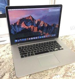 """Apple Macbook Pro - 15"""" Mid 2015 - Intel i7 2.2Ghz - 16GB RAM - 256GB SSD"""
