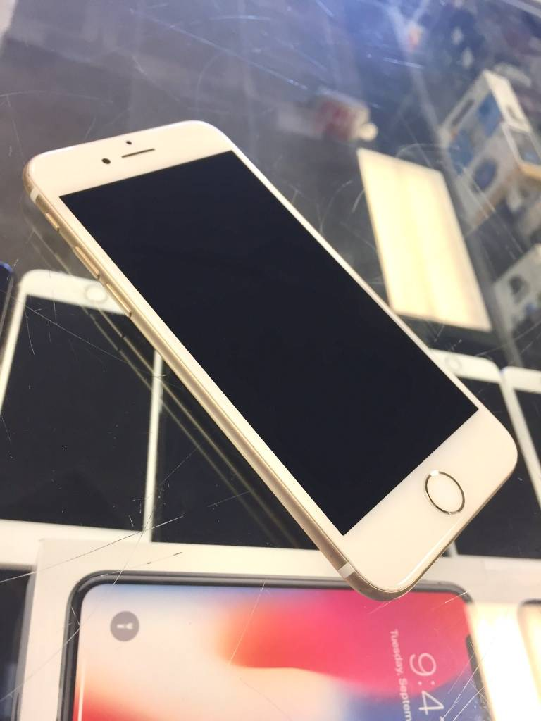 Unlocked - iPhone 7 - 256GB - Gold