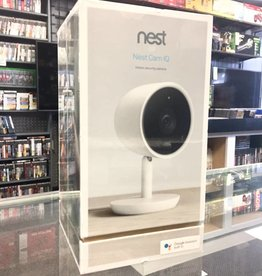 Factory Sealed - Nest Cam IQ Indoor Security Camera - NC3100US - White
