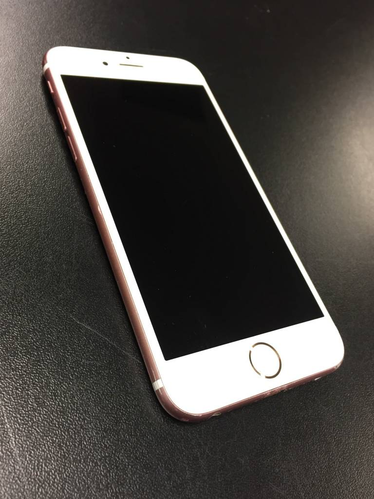 Unlocked - iPhone 6s - 32GB - Rose Gold